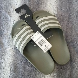 Adidas Slides size 9